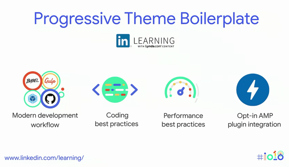 Progressive Theme Boilerplate