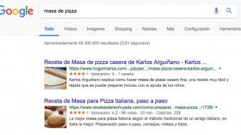 Reseñas en Artículos no Influyen en el Ranking de Google