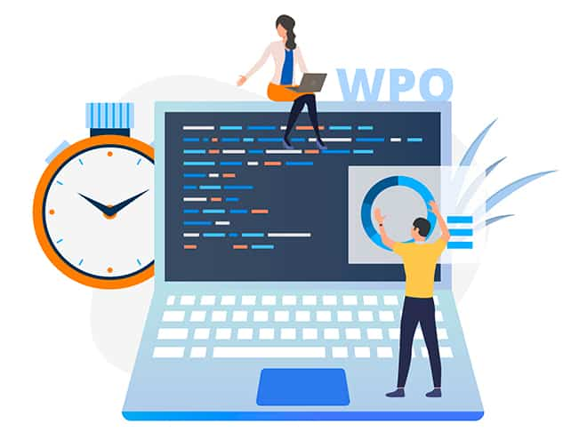 Mejorar la velocidad de carga web
